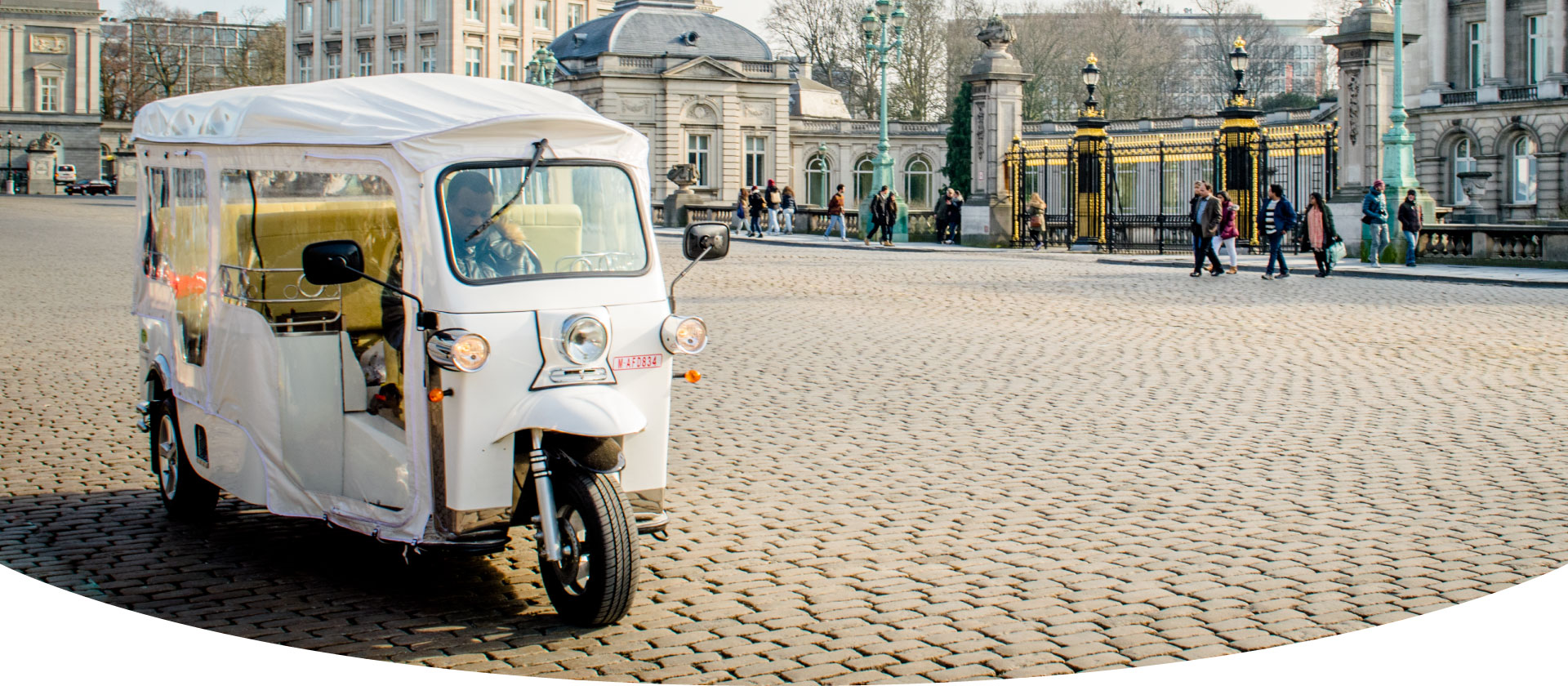 Tuktuk France - Révolutionnez la mobilité
