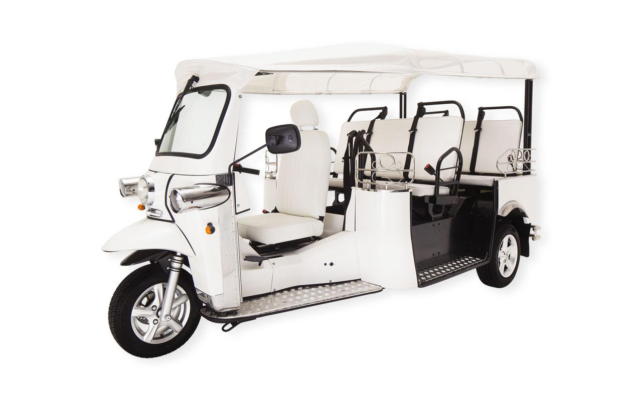Tuktuk France - Limo GT