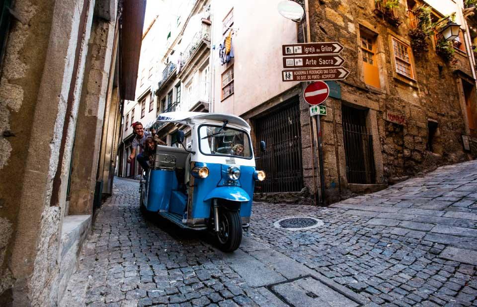 Tuktuk France